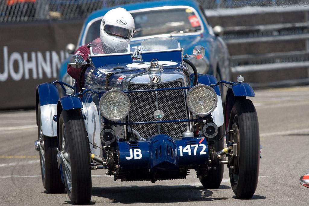 MG K3 Magnette - Chassis: K3001   - 2008 Monaco Historic Grand Prix