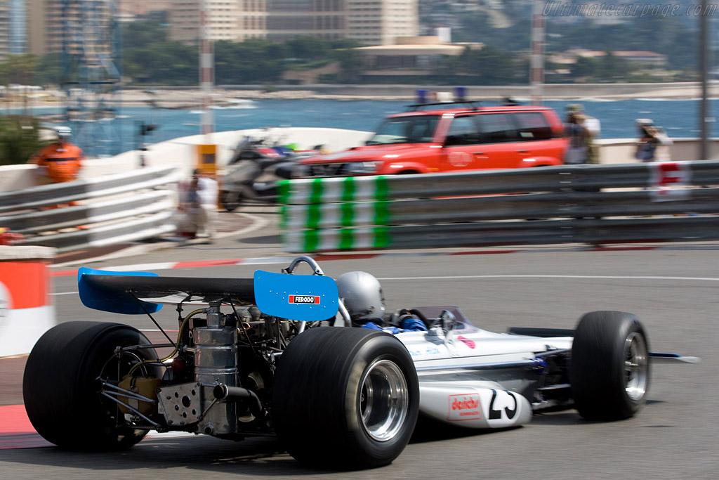 March 701 - Chassis: 701/9   - 2008 Monaco Historic Grand Prix