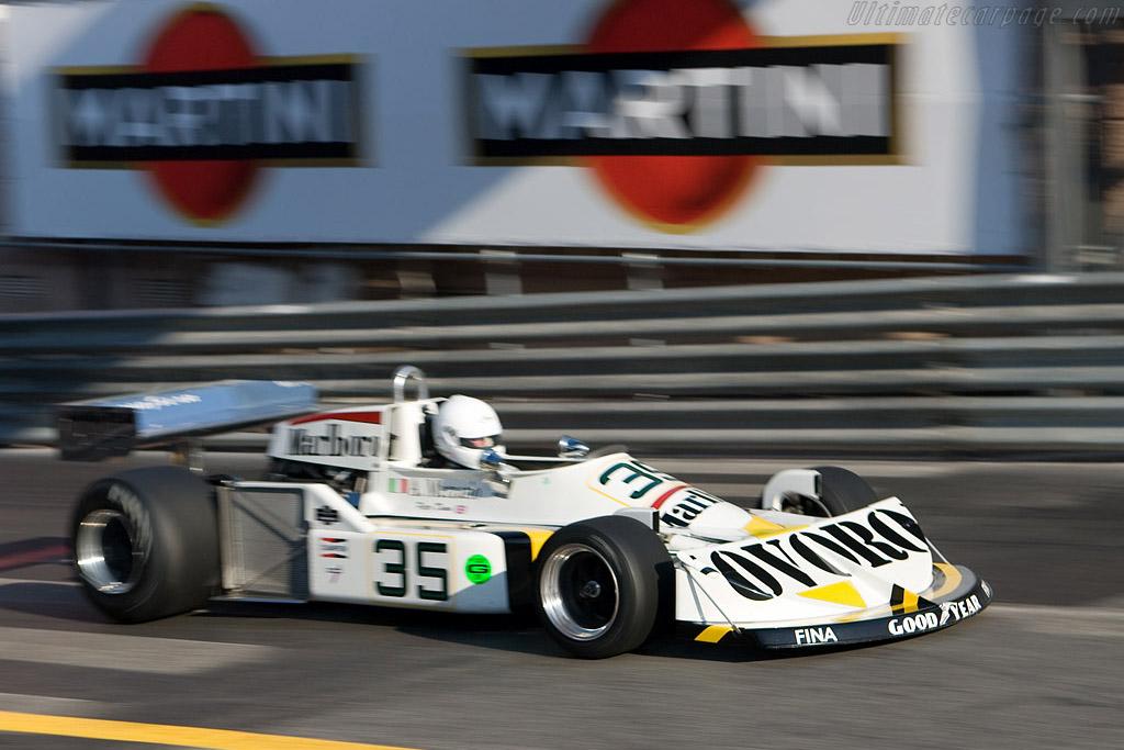 March 761 - Chassis: 761-04   - 2008 Monaco Historic Grand Prix