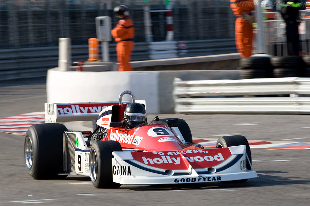 March 761B - Chassis: 761B-3 - Driver: Charlie Nearburg  - 2008 Monaco Historic Grand Prix