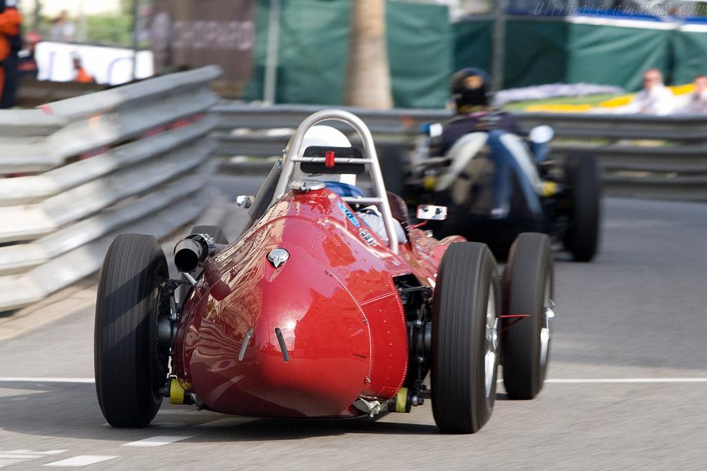 Maserati 250F - Chassis: 2525   - 2008 Monaco Historic Grand Prix