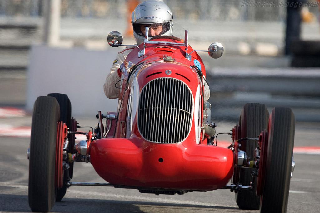 Maserati 4CM - Chassis: 1128   - 2008 Monaco Historic Grand Prix