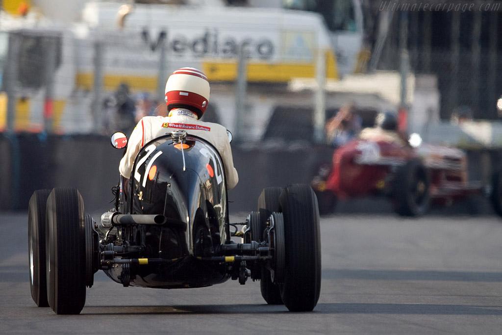 Maserati 6CM - Chassis: 1547   - 2008 Monaco Historic Grand Prix