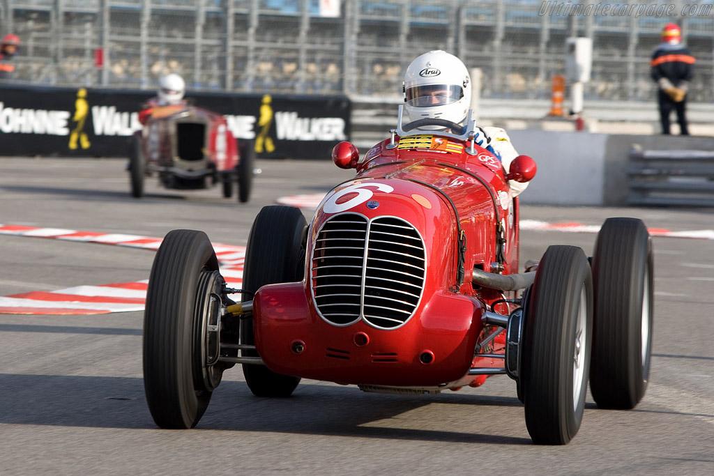 Maserati 6CM/4CM - Chassis: 1531   - 2008 Monaco Historic Grand Prix
