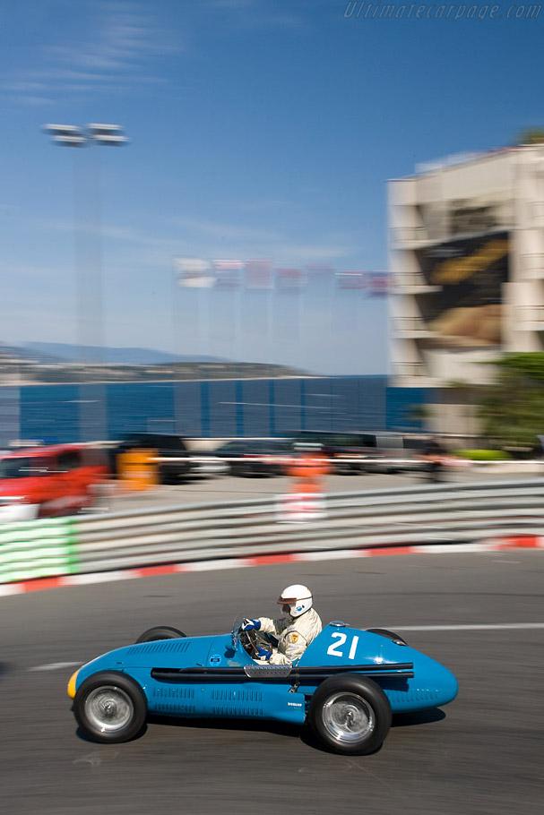 Maserati A6 GCM    - 2008 Monaco Historic Grand Prix