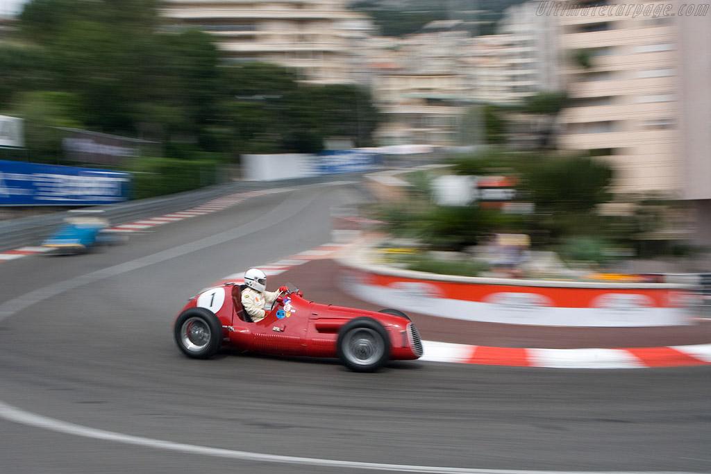 Maserati A6 GCM - Chassis: 2033   - 2008 Monaco Historic Grand Prix