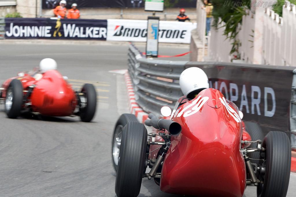 Maserati TecMec - Chassis: F415   - 2008 Monaco Historic Grand Prix