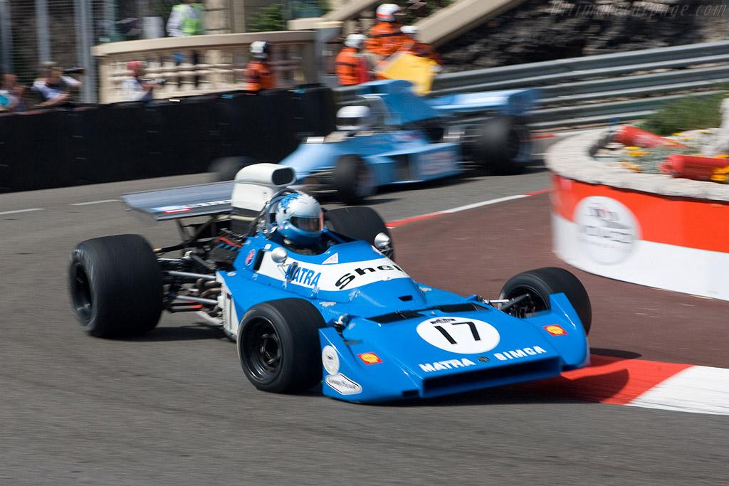 Matra MS120B/C    - 2008 Monaco Historic Grand Prix