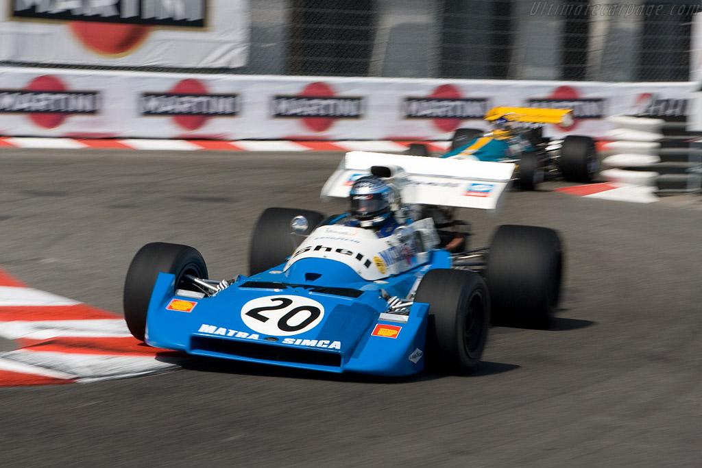 Matra MS120C    - 2008 Monaco Historic Grand Prix