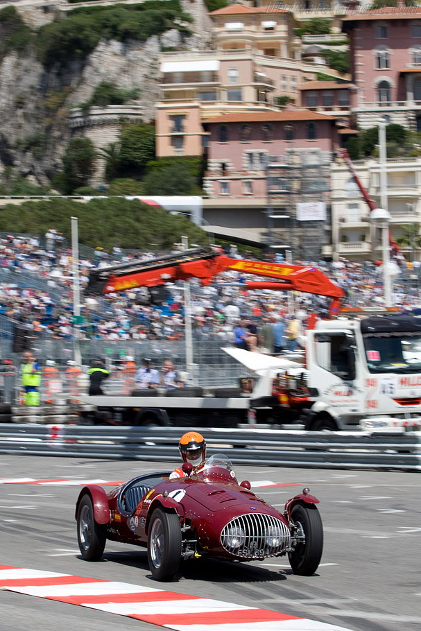 OSCA MT4 - Chassis: 1112   - 2008 Monaco Historic Grand Prix