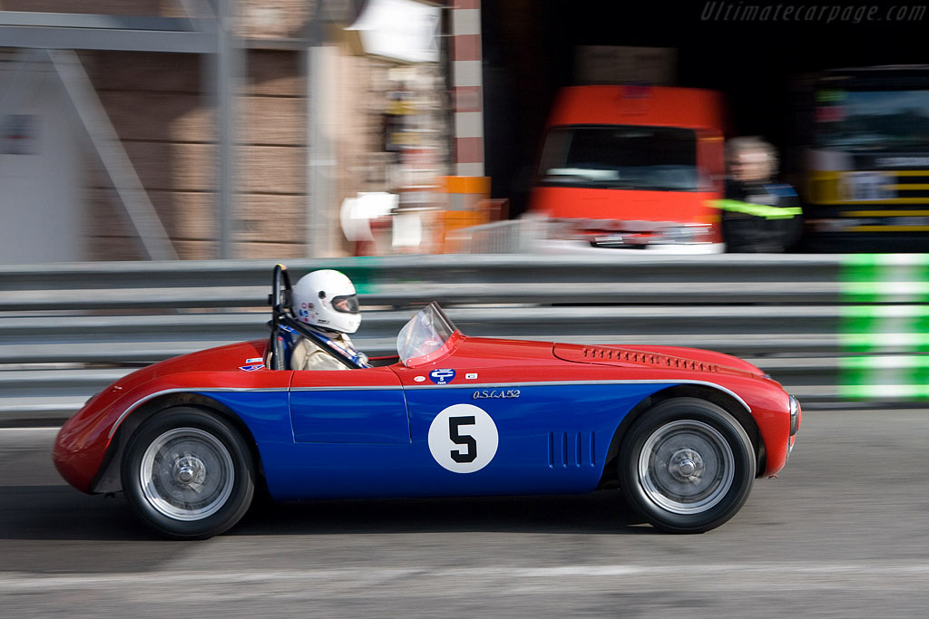 OSCA MT4    - 2008 Monaco Historic Grand Prix