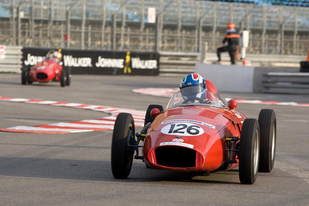 OSCA Tipo J - Chassis: 006   - 2008 Monaco Historic Grand Prix