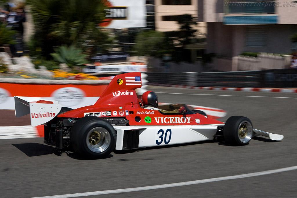 Parnelli VPJ4 Cosworth - Chassis: 001  - 2008 Monaco Historic Grand Prix