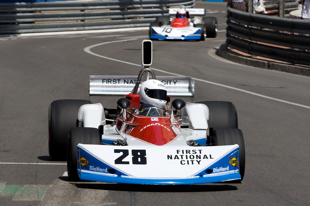 Penske PC3 - Chassis: PC3/001   - 2008 Monaco Historic Grand Prix