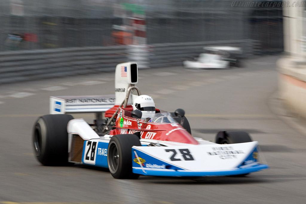 Penske PC3 - Chassis: PC3/001   - 2008 Monaco Historic Grand Prix