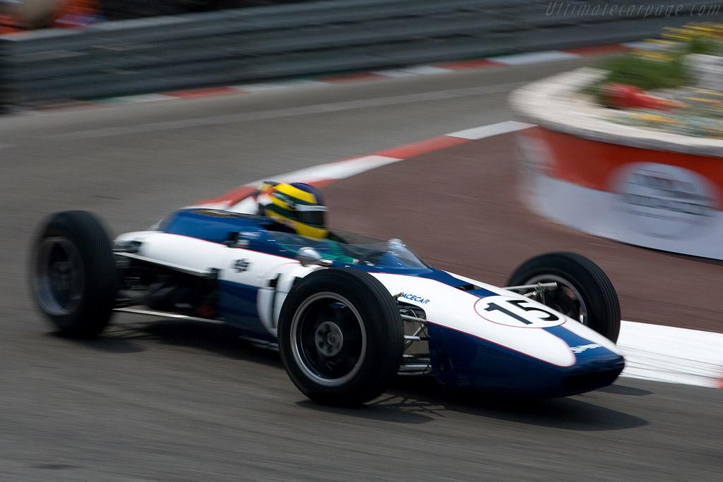 Scirocco F1 - Chassis: SP-2-63   - 2008 Monaco Historic Grand Prix