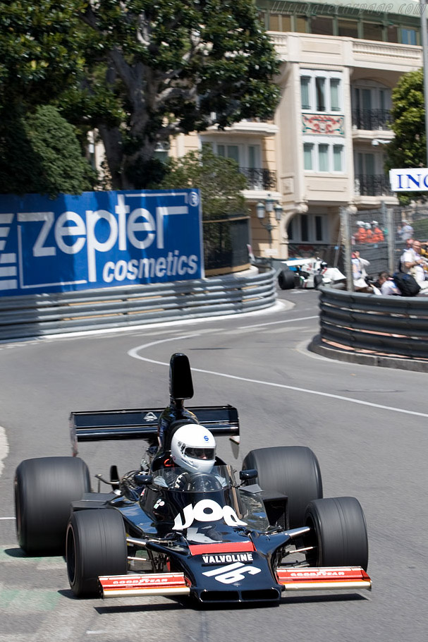 Shadow DN5 Cosworth - Chassis: DN5-2A - Driver: Nicholas Colyvas  - 2008 Monaco Historic Grand Prix
