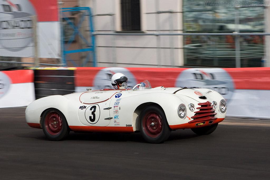 Skoda 1101 Sport    - 2008 Monaco Historic Grand Prix