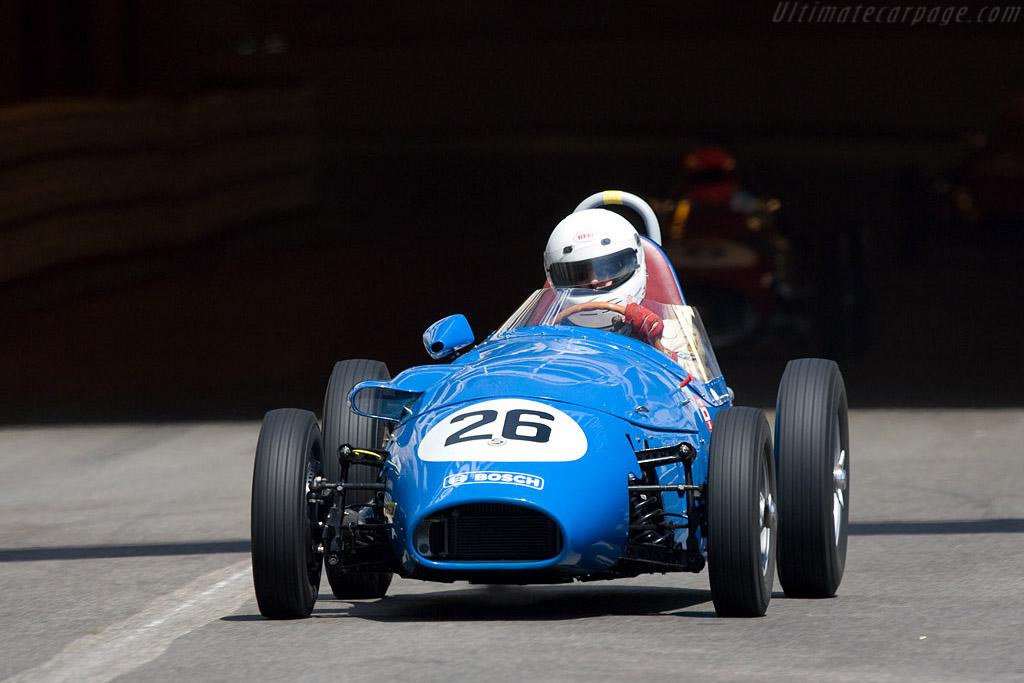 Stanguellini FJ    - 2008 Monaco Historic Grand Prix
