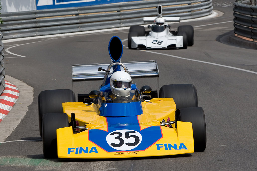 Surtees TS16    - 2008 Monaco Historic Grand Prix