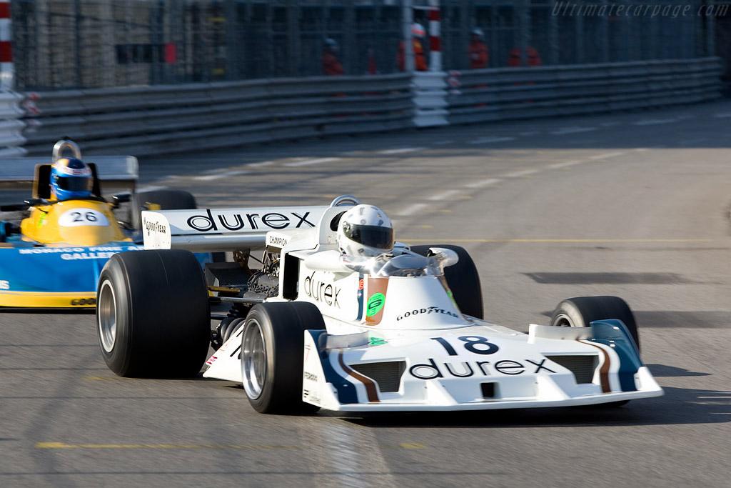 Surtees TS19    - 2008 Monaco Historic Grand Prix