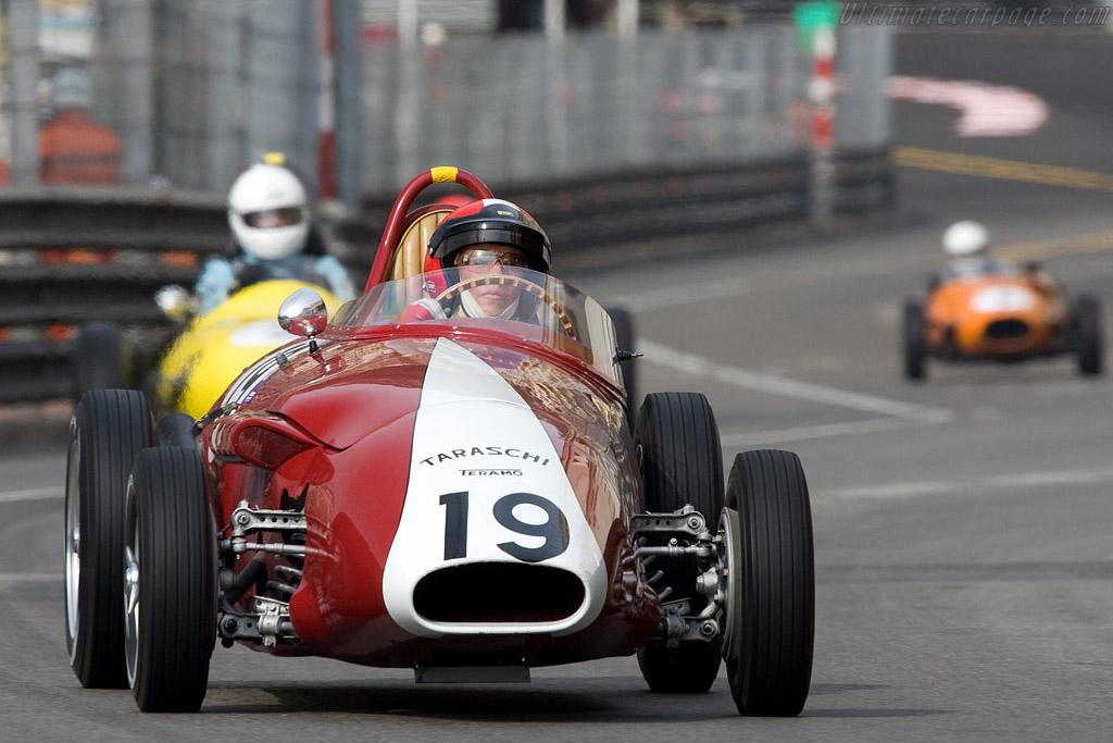 Taraschi FJ    - 2008 Monaco Historic Grand Prix