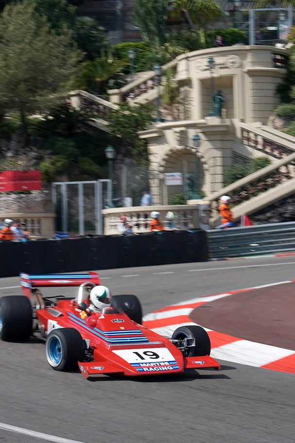 Tecno Goral E731 - Chassis: E731/01   - 2008 Monaco Historic Grand Prix