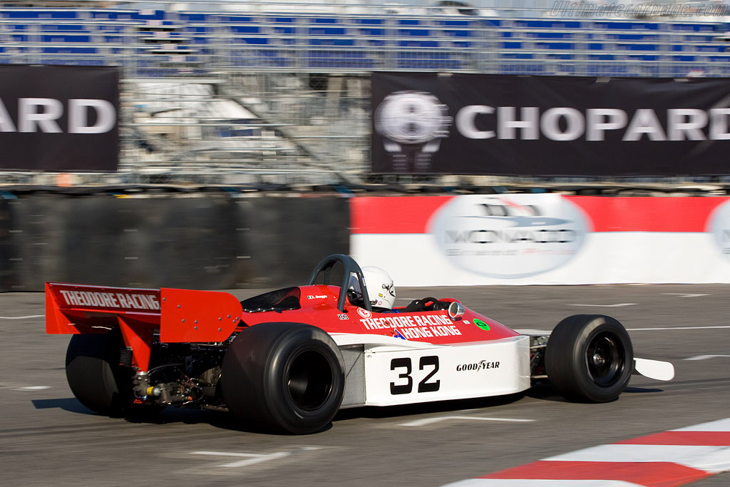 Theodore TR1 - Chassis: TR1/2   - 2008 Monaco Historic Grand Prix