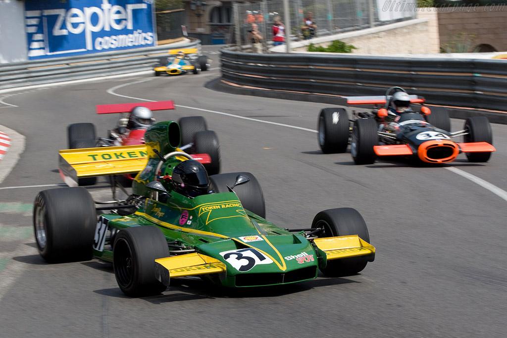 Token F1    - 2008 Monaco Historic Grand Prix