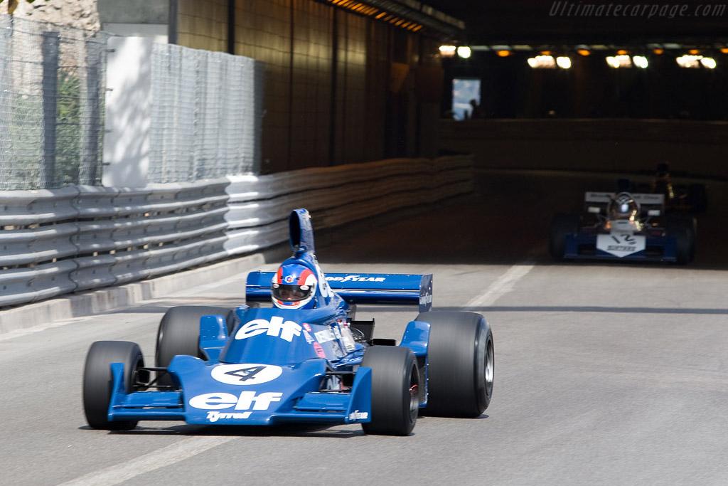 Tyrrell 007 - Chassis: 007/4   - 2008 Monaco Historic Grand Prix