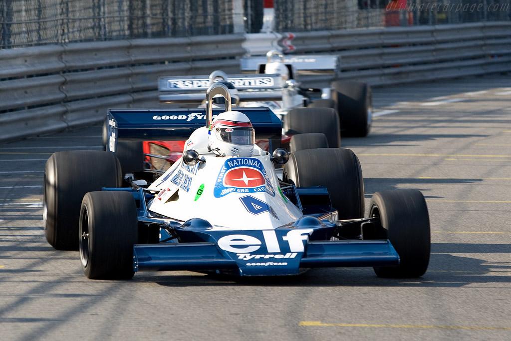 Tyrrell 008 - Chassis: 008/3   - 2008 Monaco Historic Grand Prix