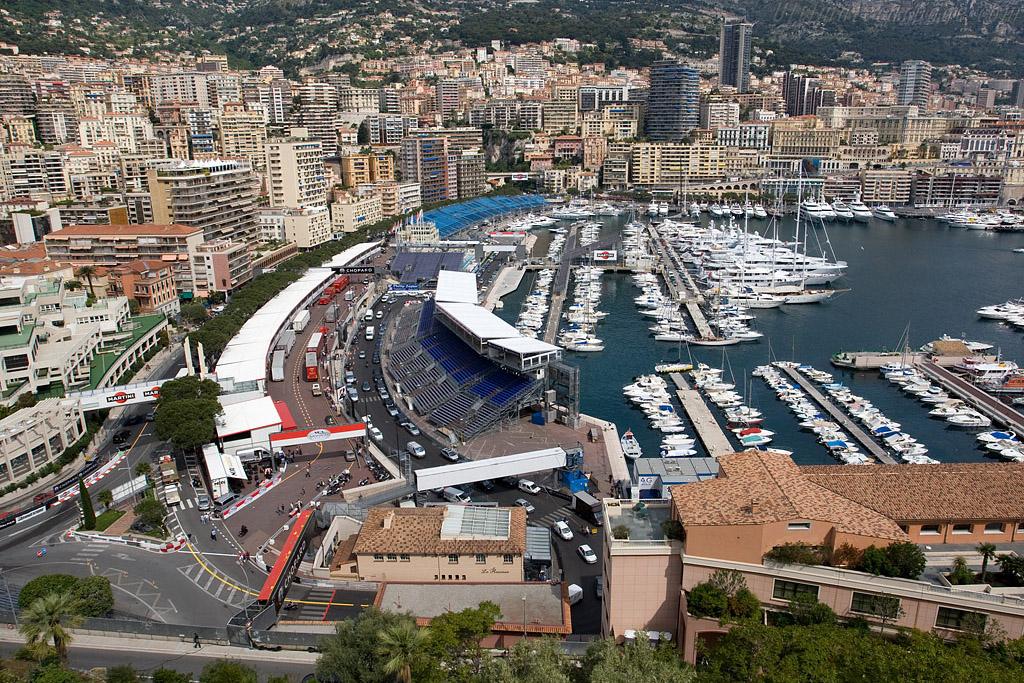 Welcome to Monaco    - 2008 Monaco Historic Grand Prix