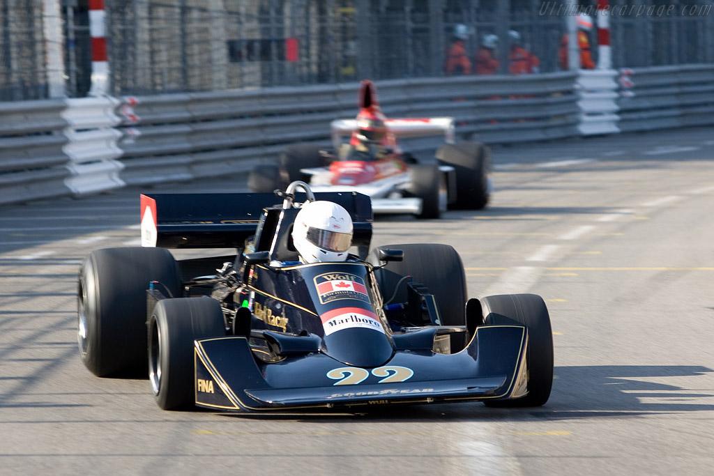 Williams FW05 Cosworth - Chassis: FW05/3   - 2008 Monaco Historic Grand Prix