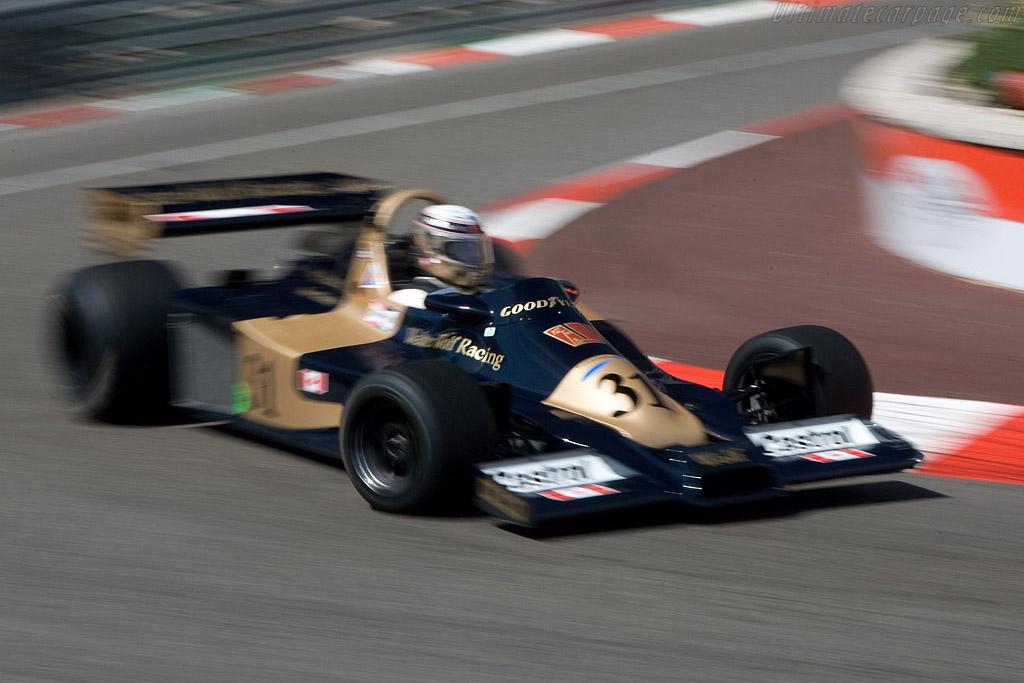 Wolf WR1 - Chassis: WR2   - 2008 Monaco Historic Grand Prix