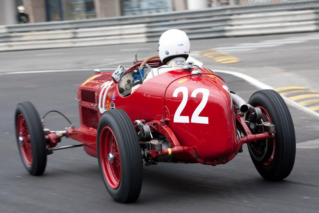 Alfa Romeo Tipo B P3 - Chassis: 50006   - 2010 Monaco Historic Grand Prix