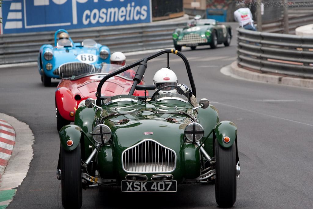 Allard J2    - 2010 Monaco Historic Grand Prix