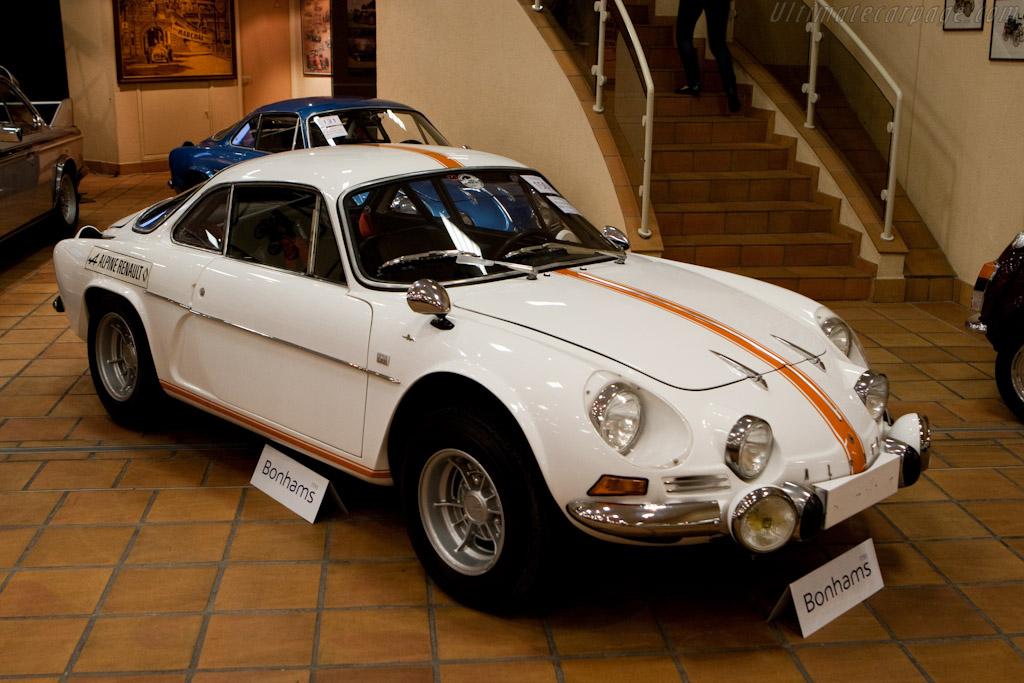 Alpine A110    - 2010 Monaco Historic Grand Prix