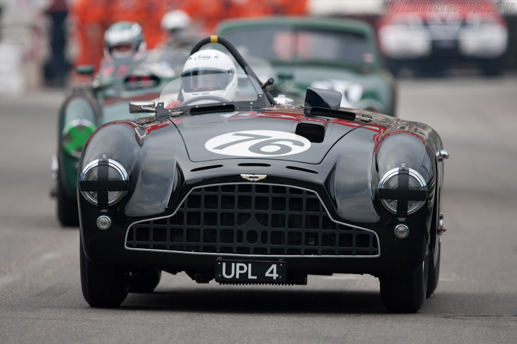 Aston Martin DB3 - Chassis: DB3/5   - 2010 Monaco Historic Grand Prix