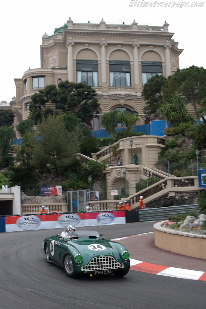 Aston Martin DB3 - Chassis: DB3/6   - 2010 Monaco Historic Grand Prix