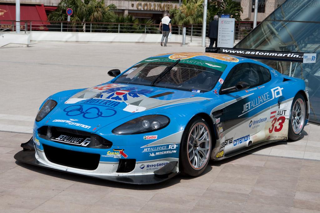 Aston Martin DBR9 - Chassis: DBR9/105   - 2010 Monaco Historic Grand Prix
