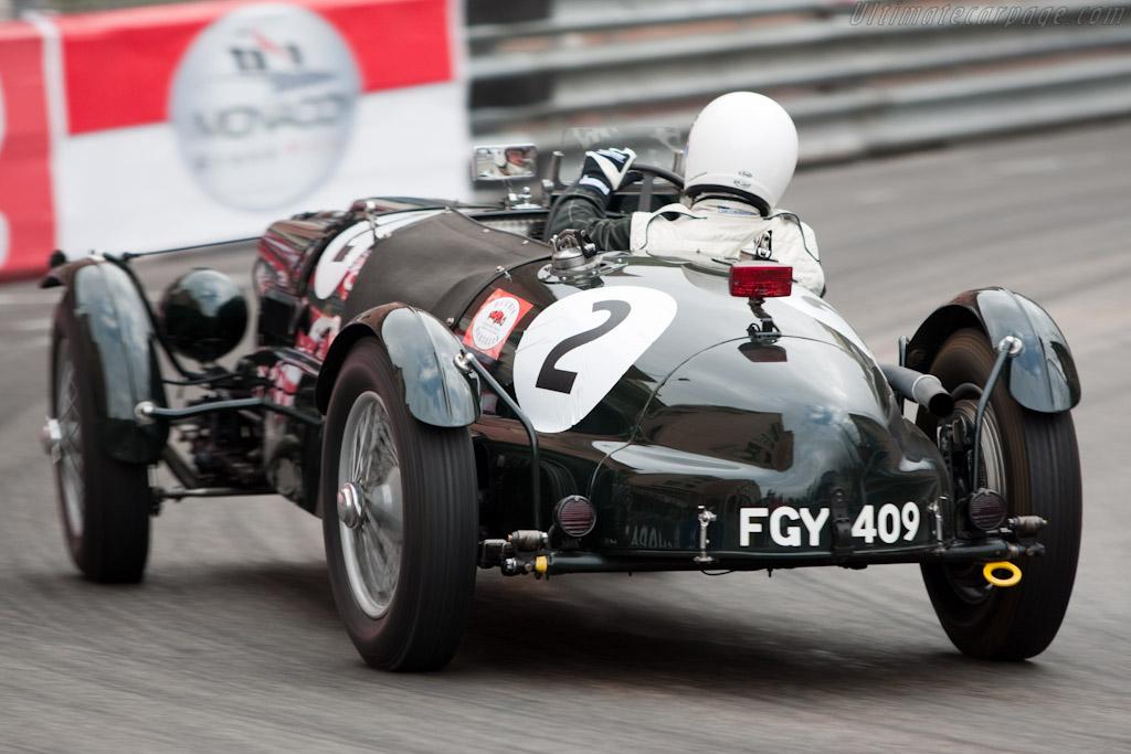 Aston Martin Speed    - 2010 Monaco Historic Grand Prix