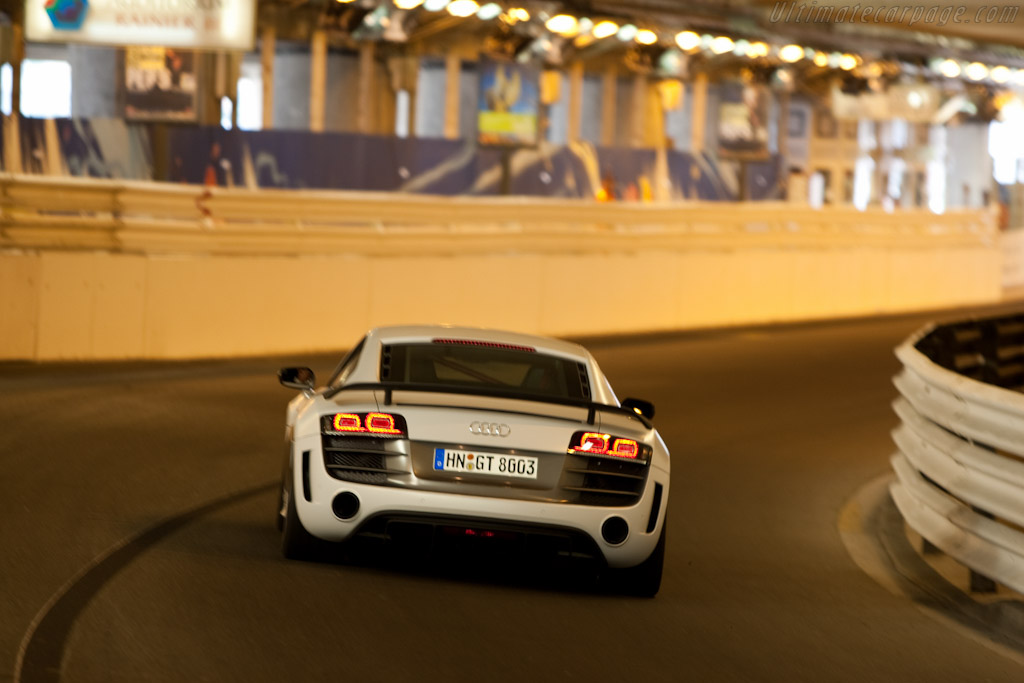 Audi R8 GT    - 2010 Monaco Historic Grand Prix