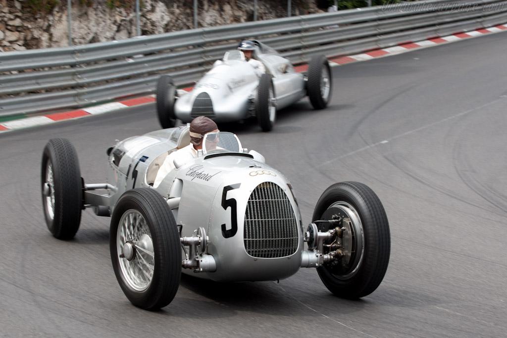 Auto Union Type C    - 2010 Monaco Historic Grand Prix