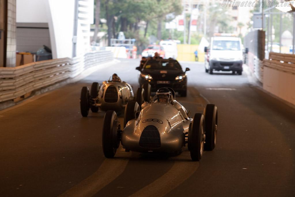 Auto Union Type D - Chassis: 017R   - 2010 Monaco Historic Grand Prix