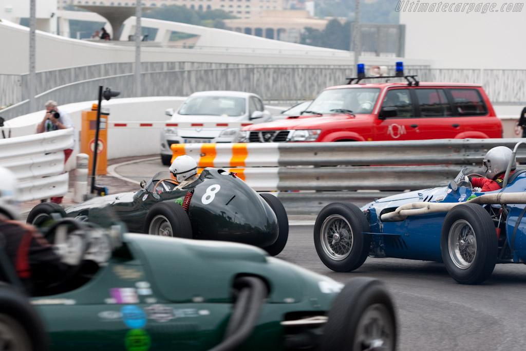BRM P25 - Chassis: 258   - 2010 Monaco Historic Grand Prix