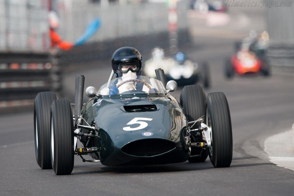 BRM P57    - 2010 Monaco Historic Grand Prix