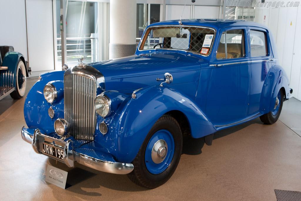 Bentley Mk VI Saloon - Chassis: B-88-DA   - 2010 Monaco Historic Grand Prix