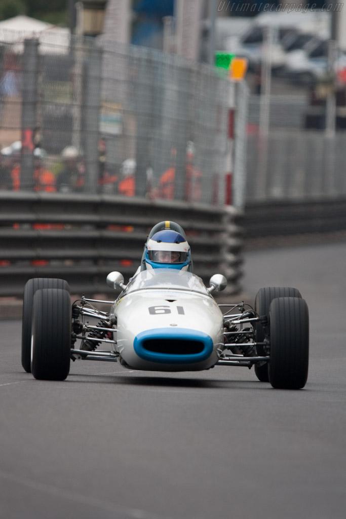 Brabham BT16    - 2010 Monaco Historic Grand Prix