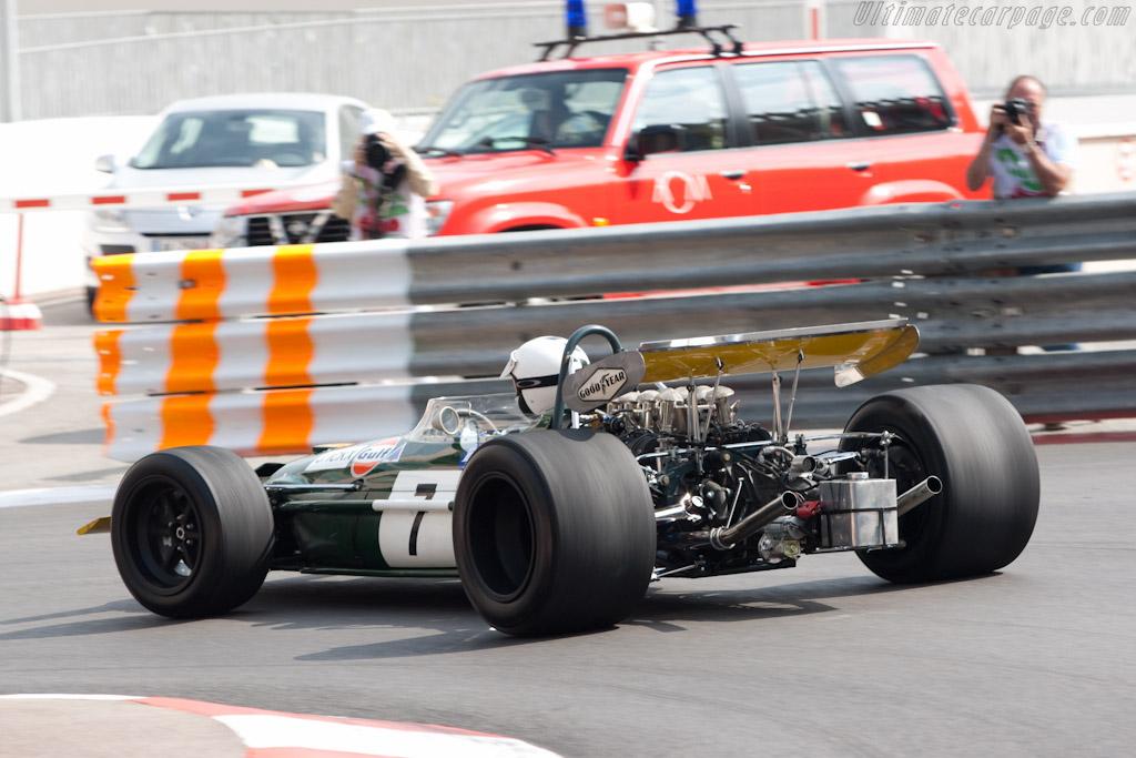 Brabham BT26 - Chassis: BT26-4   - 2010 Monaco Historic Grand Prix