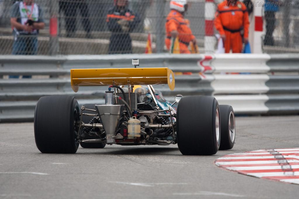 Brabham BT33 - Chassis: BT33/3   - 2010 Monaco Historic Grand Prix